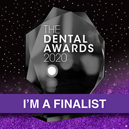 I'm a finalist