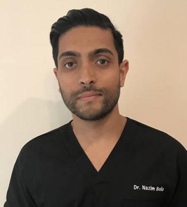 Dr. Nazim Bolia